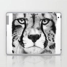 Cheetah face Laptop & iPad Skin