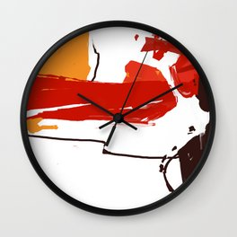 Touch of joy Wall Clock