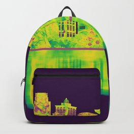 Grand Rapids Michigan Skyline Backpack