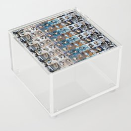 Blues Acrylic Box