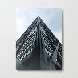 Chicago building Metal Print
