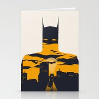 movie poster Stationery Cards featuring Movie Poster by Inno Theme