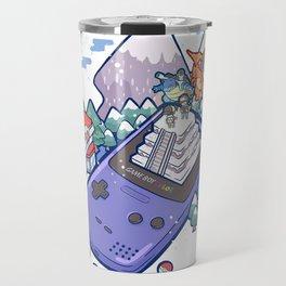 Pocket Monsters 2 - Mount Silver Travel Mug