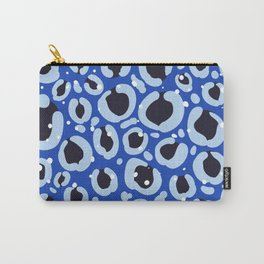 Animal Skin Carry-All Pouch