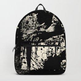 Aliens Ink Backpack