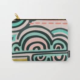 cloudy with a chance of rain Carry-All Pouch