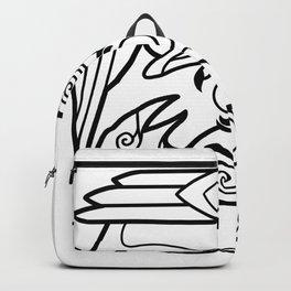 Huginn & Muninn (black) Backpack