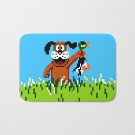 Duck Hunt Bath Mat