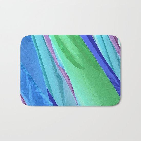 Pastel Silks Bath Mat