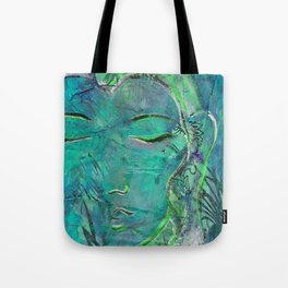Queer Buddha ~ Serenity I Tote Bag