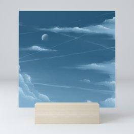 Skylines Mini Art Print