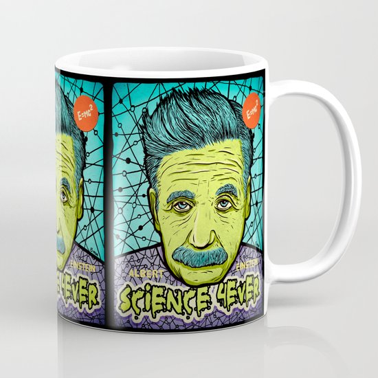 Science 4ever Mug