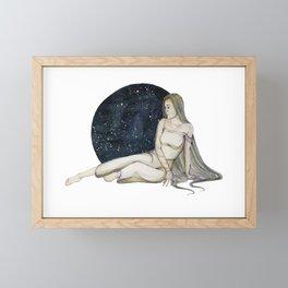 ELUNE Framed Mini Art Print