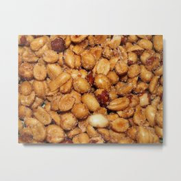 Going Nuts Metal Print
