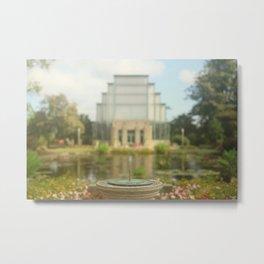 Linneman House Metal Print
