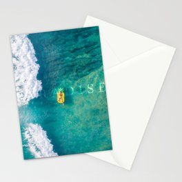 Paradise Pineapple Stationery Cards
