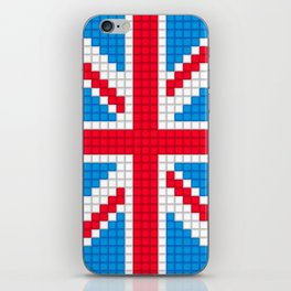Union Jack by Qixel iPhone Skin