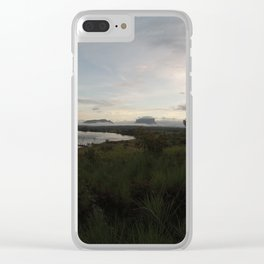 canaima Clear iPhone Case