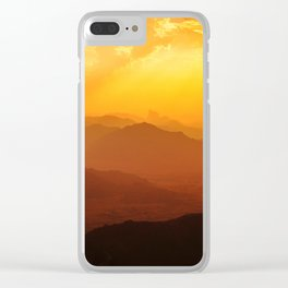 Revelations Clear iPhone Case