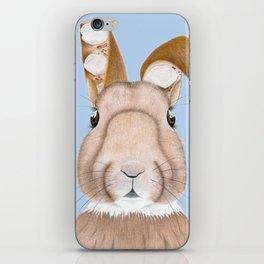Wisteria Rabbit iPhone Skin