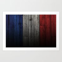france Art Prints featuring France by Nicklas Gustafsson