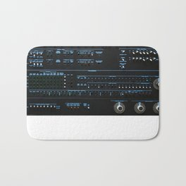 Sperry Univac 1100 Series Control Panel Bath Mat