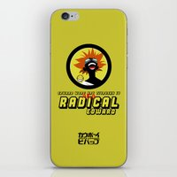 bebop iPhone & iPod Skins featuring Bebop Ed by AngoldArts