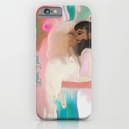 Little Love Boat iPhone Case