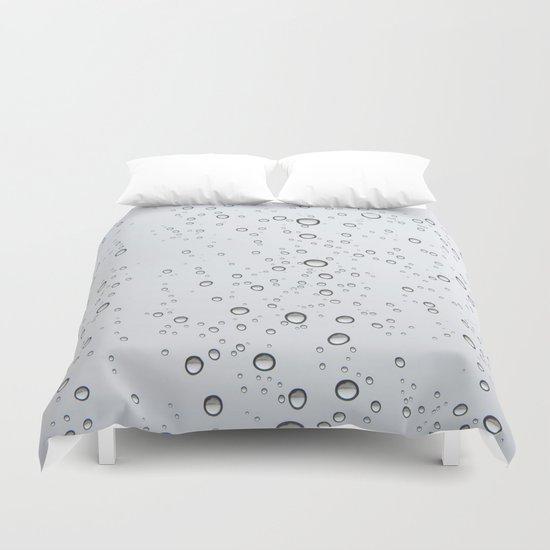 Rain Drop Duvet Cover