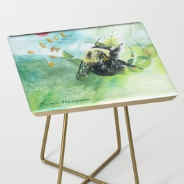 Synchronicity by Teresa Thompson Side Table