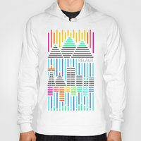seattle Hoodies featuring SEATTLE by RELAUX