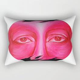 Apathy Rectangular Pillow