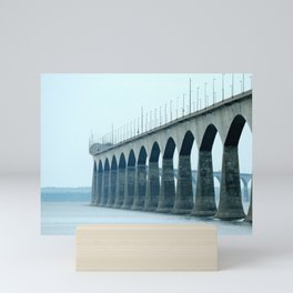 Confederation Bridge Prince Edward Island Mini Art Print