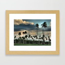 Guess Who The Wil2 Framed Art Print