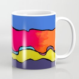 CALIFORNIA WAVE Coffee Mug