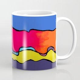 CALIFORNIA WAVE Coffee Mug