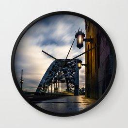 Tyneside Drifter Wall Clock