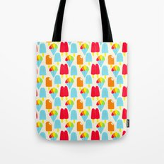 Hypersaturated Summer Treats Tote Bag