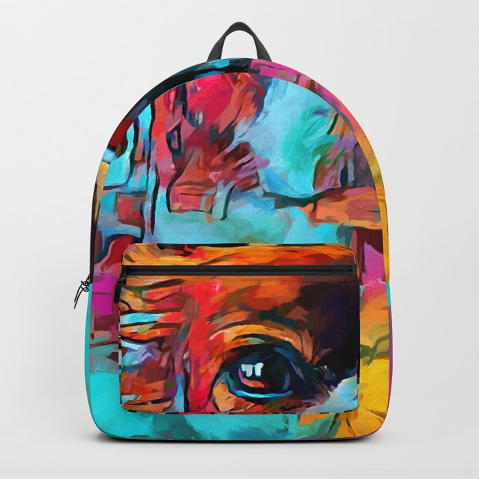 Cavalier King Charles Spaniel 2 Backpack