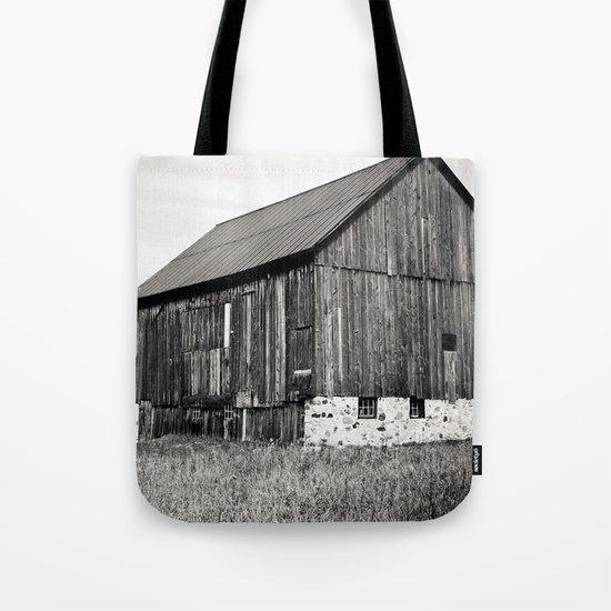 Rustic Rural Tote Bag