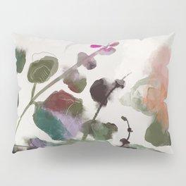 floral abstract summer autumn Pillow Sham