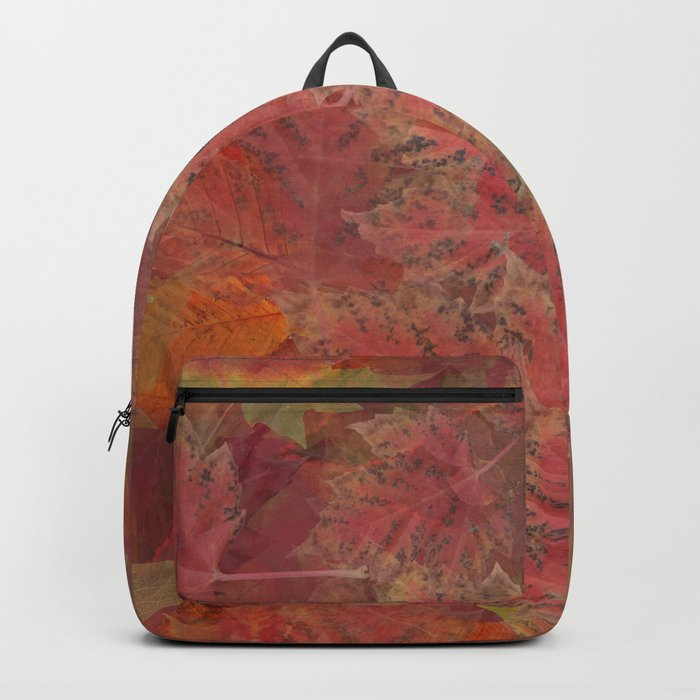 Autumn Reds Backpack
