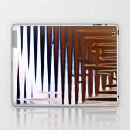 Bright Grid Laptop & iPad Skin