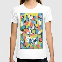 confetti T-shirts featuring Confetti  by Laura Jane Mitbrodt