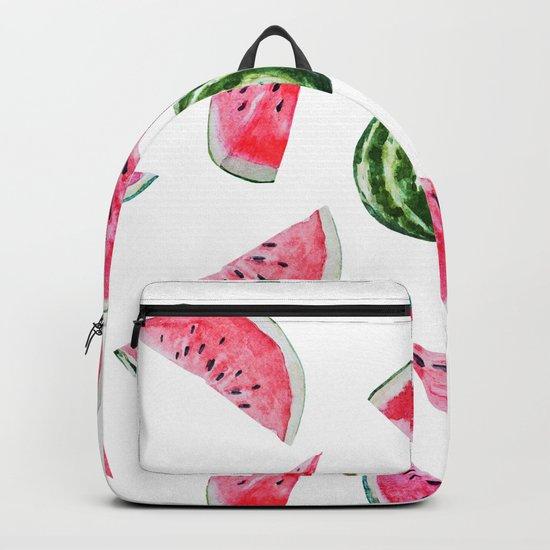 Melon Pattern 03 Backpack