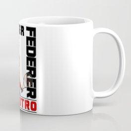 Roger Federer Maestro Coffee Mug