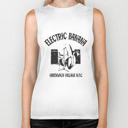 A Tribute To Spinal Tap Electric Banana Club Cult Movie Electric T-Shirts Biker Tank