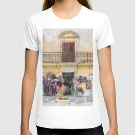 Erice art 1 T-shirt