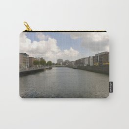 Dublin River Liffey Carry-All Pouch