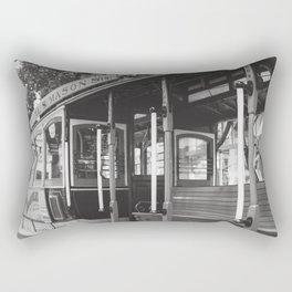 When in San Francisco Rectangular Pillow